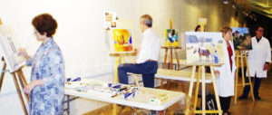 peinture mjc gevrey-chambertin