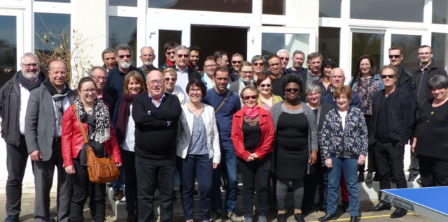 Fusion de l'UDMJC 21 et de la FRMJC Bourgogne Franche-Comté